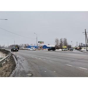 ОНФ просит обустроить выезды из двух микрорайонов на Тамбовскую трассу