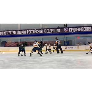 Первый турнир по хоккею из серии «Прорыв» покорился командам из столиц