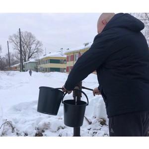 ОНФ просит администрацию отремонтировать трубопровод города Котельнича