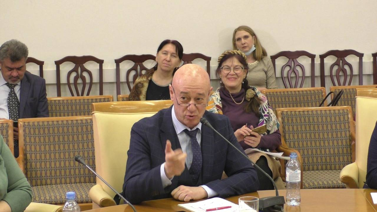 Состоялось очередное мероприятие в рамках подготовки к 100-летию СССР