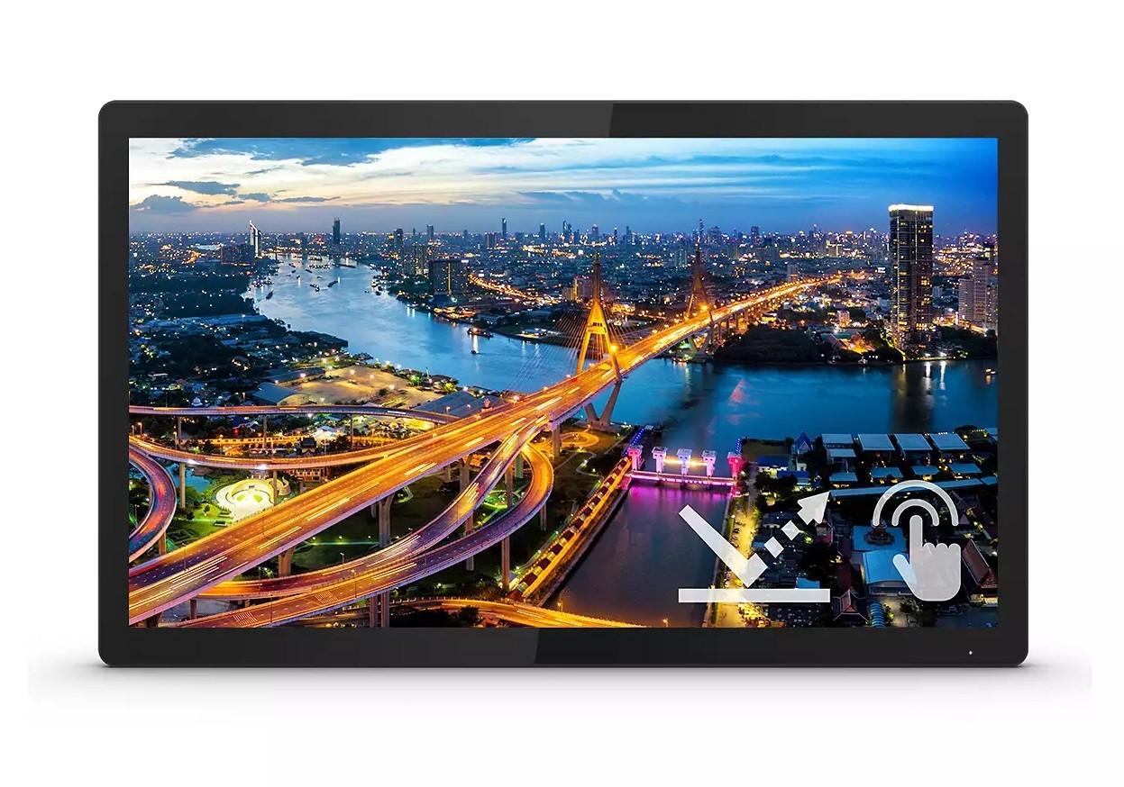 Представлены новые серии сенсорных мониторов Philips B1TC и B1TFL