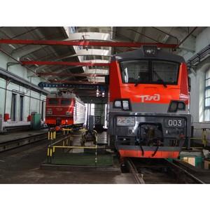 Сервисные депо КрасЖД отремонтировали свыше 7500 единиц локомотивов