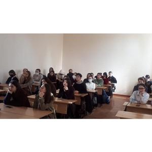 В КБГУ стартовал научно-популярный лекторий для школьников