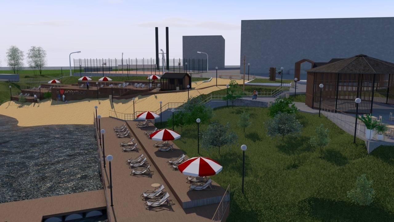 В Норильске создается акватория по маршруту на плато Путорана