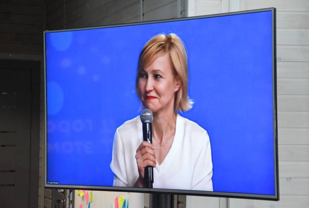 Команда КСП Арктики приняла участие в VII Форуме социальных технологий