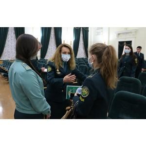 Представители ЮТУ встретились со студентами Ростовского филиала РТА