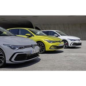Volkswagen Golf — самый популярный автомобиль на рынке в 2020 году