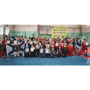 В Н.Новгороде прошёл открытый турнир по восточным боевым единоборствам