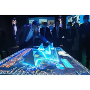 Открылась мультимедийная выставка об истории Тюменской энергосистемы