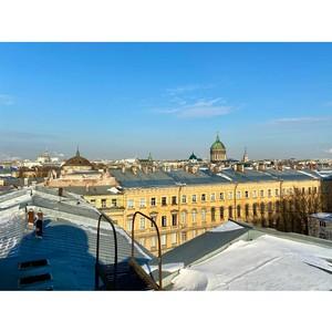 Экскурсия по РГПУ – первый шаг студенческого объединения