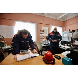 Игорь Маковский проинспектировал работу энергетиков в Тверском регионе