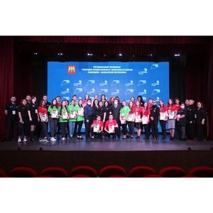 В КБГУ поздравили финалистов чемпионата Worldskills Russia 2021