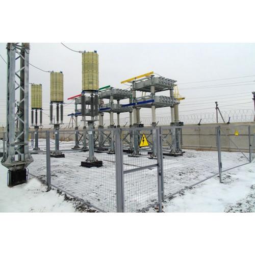 Россети ФСК ЕЭС модернизирует крупную подстанцию в Тверской области