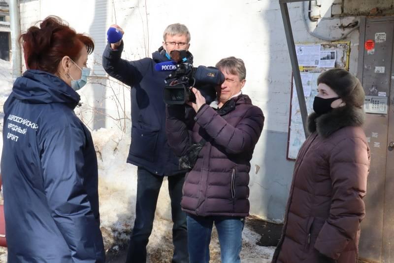 ОНФ в Мордовии поздравил ветеранов труда с Днем работников культуры