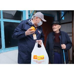 Годовщина акции «Мы вместе»: ОНФ в КБР навестили ветерана ВОВ