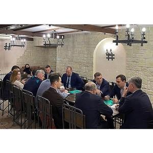 «Балтийский лизинг» стал участником заседания «Банковского клуба»