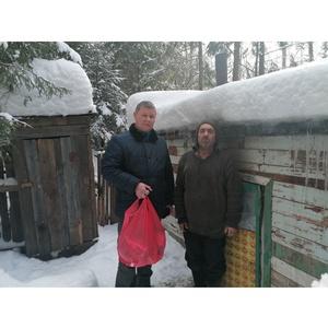 Кировские активисты ОНФ помогают отшельнику из Котельнича найти жилье