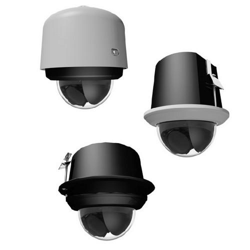 Новые «внутренние» и уличные PTZ-камеры серии Pelco Spectra Enhanced 7