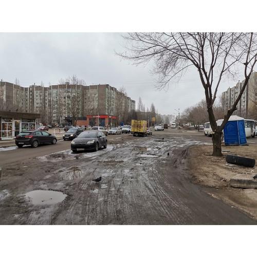Сотни воронежских семей в плену бездорожья на улице Владимира Невского