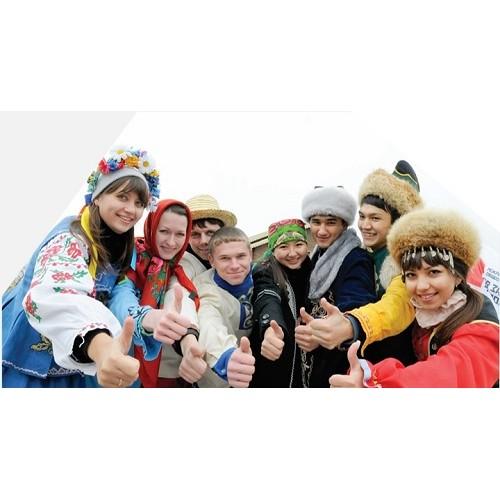 РФ и Казахстан презентуют молодежные проекты в сфере дружбы народов