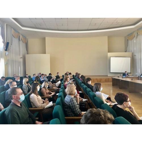 «Круглый стол» челябинского Управления Росреестра и муниципалитетов