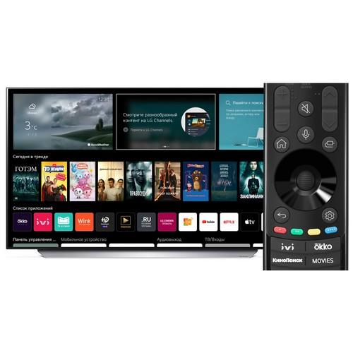 LG представляет российскую версию webOS 6.0 и пульта Magic Remote
