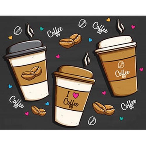 Печать на кофейных стаканчиках – эффектно, оригинально и эстетично