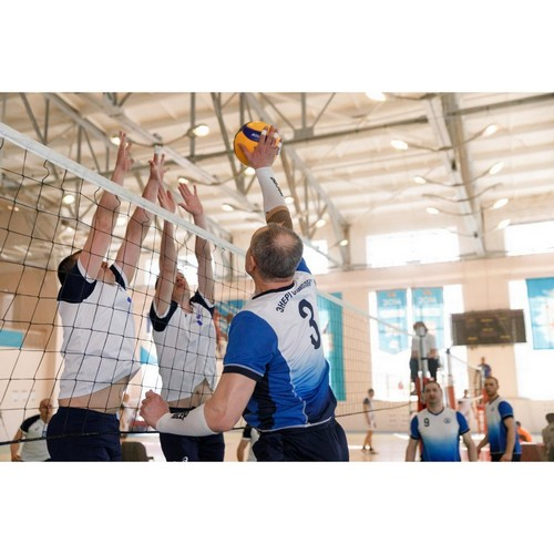 В «Россети Тюмень» определили лучших волейболистов