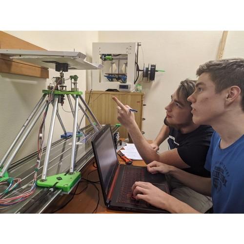 Команда молодых ученых НИУ «МЭИ» разрабатывает 3D–принтер