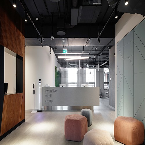 GPGroup построила офис для группы компаний Inventive Retail Group