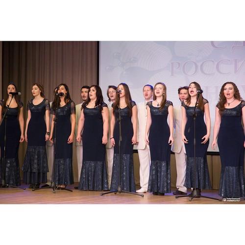 Сохраняя певческие традиции