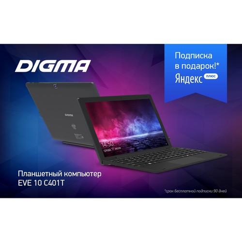 Digma EVE 10 С401T: и ноутбук, и планшет