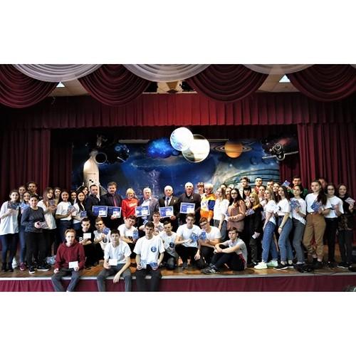 «РуссНефть» продолжает реализацию проекта «Мы – дети космоса!»