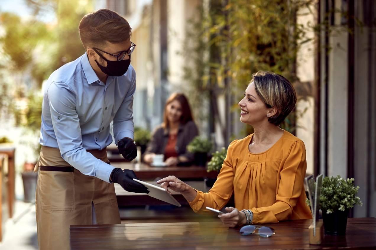 Tork помогает ресторанам соответствовать ожиданиям гостей
