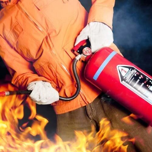 Можно ли учить мерам пожарной безопасности без полигона?