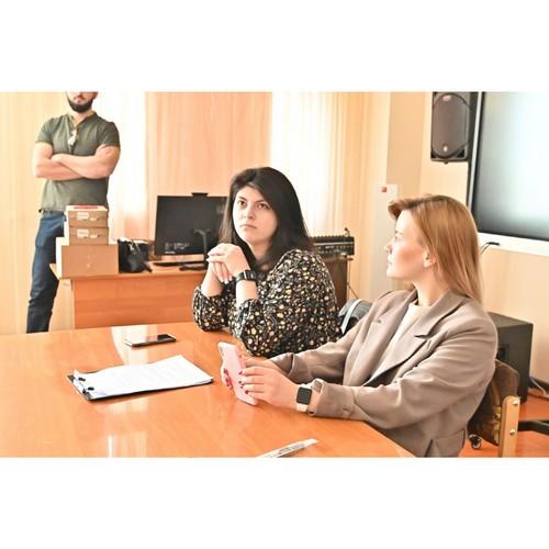 В Баксане в КБР прошли мастер-классы по основам журналистики