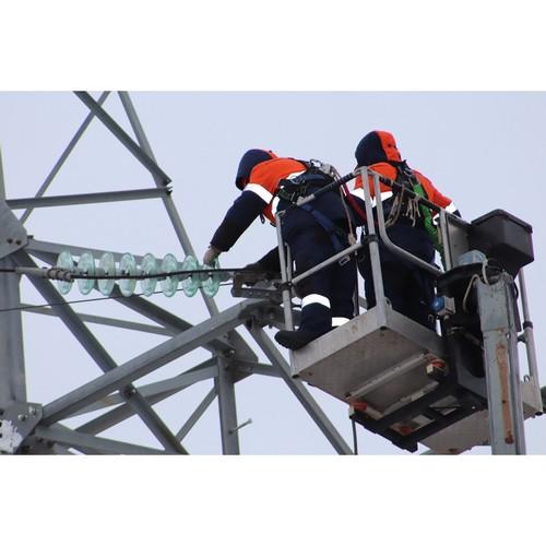 Удмуртэнерго отремонтирует 4200 км линий электропередачи в 2021 году