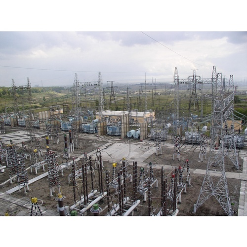 «Россети ФСК ЕЭС» реконструирует самую мощную в Сибири подстанцию