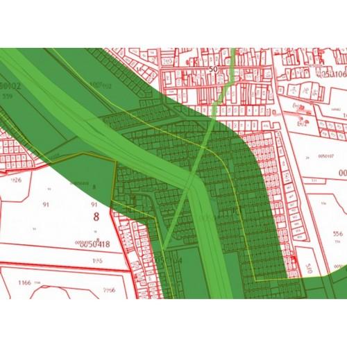 Узнать информацию о земельных участках, расположенных в особых зонах