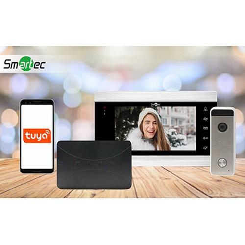 Мобильный домофон на базе оборудования Smartec и приложения Tuya Smart