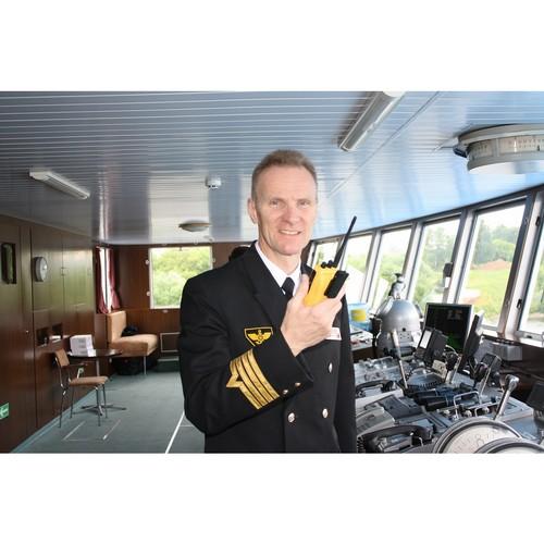 Как правильно выбрать речную радиостанцию для судна