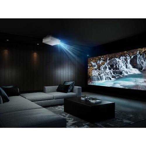 Лазерный проектор LG Cinebeam HU810PW: 4k UHD изображение