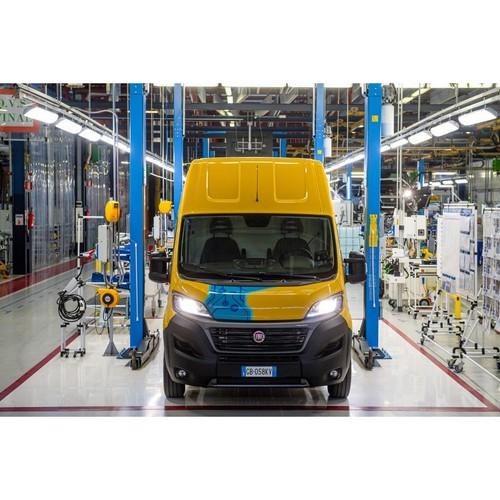 DHL и Fiat сотрудничают по электрификации доставки на «последней миле»