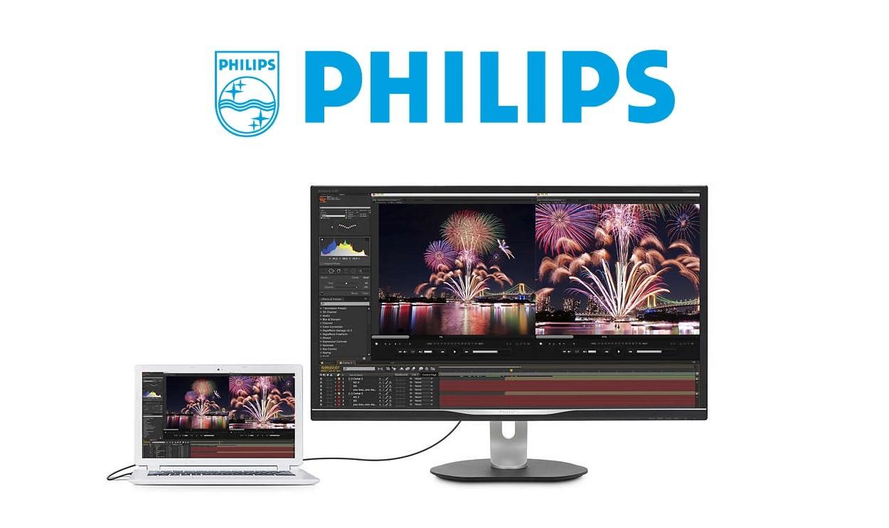 Обзор монитора Philips Brilliance 328P6AUBREB