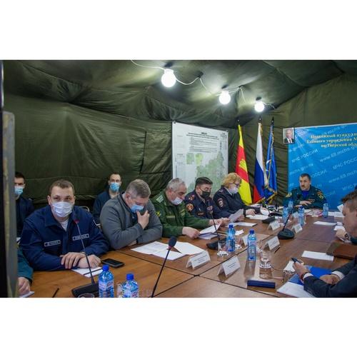 Тверьэнерго приняло участие во Всероссийских командно-штабных учениях
