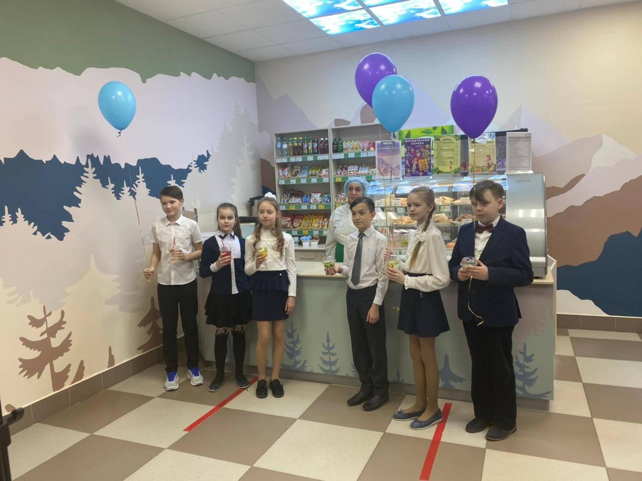 Фреш-линия и не только! Школьники ГБОУ Школы №709 г. Москвы оценили по достоинству старания комбината питания