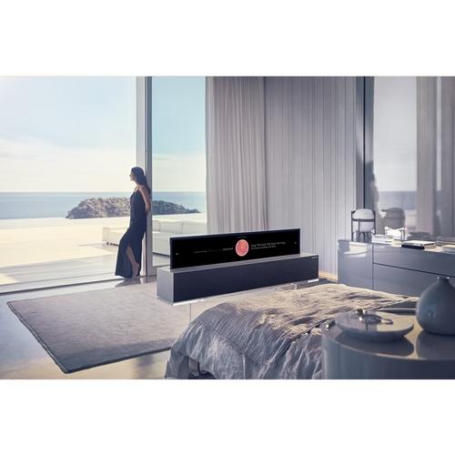 LG объявляет о старте продаж телевизоров LG Signature Oled R