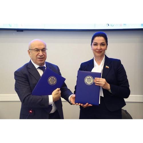 КБГУ и ЛГПУ заключили договор о сетевом взаимодействии