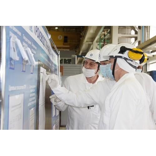 Смоленская АЭС получила положительную оценку руководителей