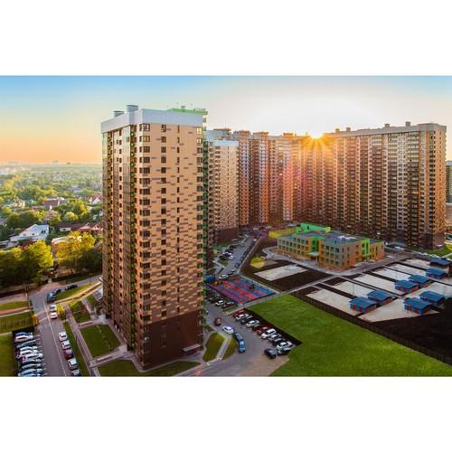 ГК ФСК реализовала ЖК комфорт-класса «Сколковский» на 96%